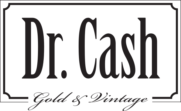 Dr.Cash, gold & vintage