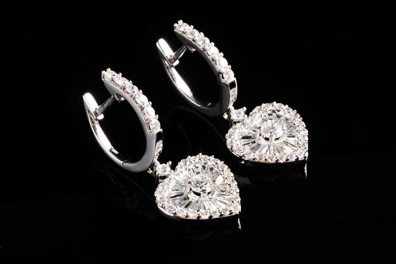 b5dd865ffa Diamantové náušnice ALO DIAMONDS 1