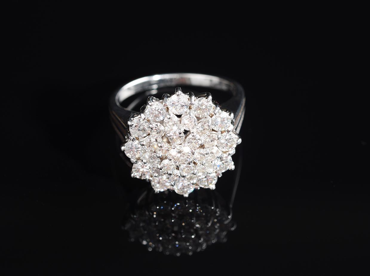 10a9507f1 Briliantový prsteň - Dr.Cash, gold & vintage